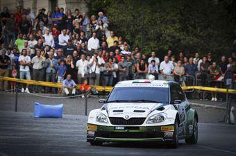 Umberto Scandola, Guido Damore (Skoda Fabia S2000 #1, Skoda Motorsport Italia), CAMPIONATO ITALIANO RALLY