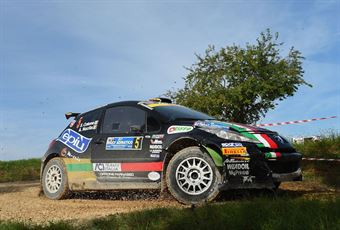 Andrea Nucita, Sara Cotone (Peugeot 207 S2000 #5, Phoenix);, CAMPIONATO ITALIANO RALLY
