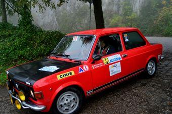 Paolo Battistini   Michele Battistini, CAMPIONATO ITALIANO REGOLARITÀ AUTO STORICHE