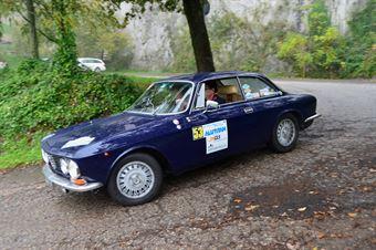 Mario Bini   Enrica Russo, CAMPIONATO ITALIANO REGOLARITÀ AUTO STORICHE