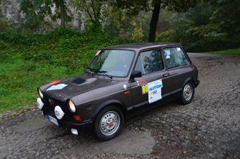 Paolo Cadoni   Alessandro Moretti, CAMPIONATO ITALIANO REGOLARITÀ AUTO STORICHE