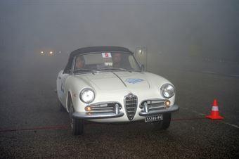 Massimo cecchi   Erminia Graziabni, CAMPIONATO ITALIANO REGOLARITÀ AUTO STORICHE