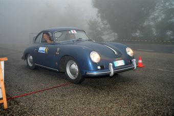 Mauro Clerici   Deborah Restelli, CAMPIONATO ITALIANO REGOLARITÀ AUTO STORICHE