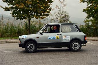 Massimo Dalleolle   Alessandro Traversi, CAMPIONATO ITALIANO REGOLARITÀ AUTO STORICHE