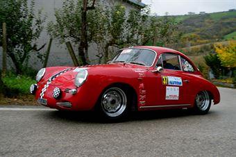 go De Santis   Gian Paolo Gandolfi, CAMPIONATO ITALIANO REGOLARITÀ AUTO STORICHE