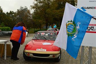 Umberto Ferrari   Guido Urbini, CAMPIONATO ITALIANO REGOLARITÀ AUTO STORICHE