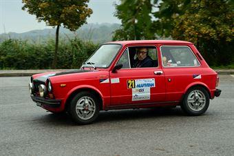 Armando Fontana   Davide Piga, CAMPIONATO ITALIANO REGOLARITÀ AUTO STORICHE