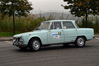 Alessandro Gamberini   Elena Falciroli, CAMPIONATO ITALIANO REGOLARITÀ AUTO STORICHE