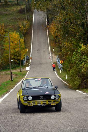 Marcello Gibertini   Luca Sighinolfi, CAMPIONATO ITALIANO REGOLARITÀ AUTO STORICHE