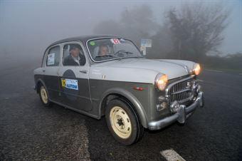 Angelo Primo Mattiuzzi   Sergio Finesso, CAMPIONATO ITALIANO REGOLARITÀ AUTO STORICHE