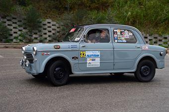 Luca Monti   Marco Vida, CAMPIONATO ITALIANO REGOLARITÀ AUTO STORICHE