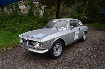 Enrico Scotto, CAMPIONATO ITALIANO REGOLARITÀ AUTO STORICHE