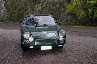 Francesco Senani   Bruella Marchioro, CAMPIONATO ITALIANO REGOLARITÀ AUTO STORICHE