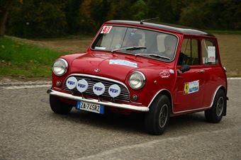 Mario Simoni   Gabriella Scarioni, CAMPIONATO ITALIANO REGOLARITÀ AUTO STORICHE