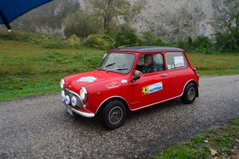 Mario Simone   Gabriella Scarioni, CAMPIONATO ITALIANO REGOLARITÀ AUTO STORICHE