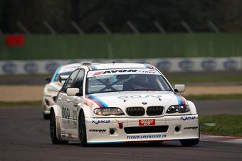 Fumagalli Fumagalli (Zerocinque Motorsport, BMW 320i B 24h 2.0 #212), TCR ITALY TOURING CAR CHAMPIONSHIP