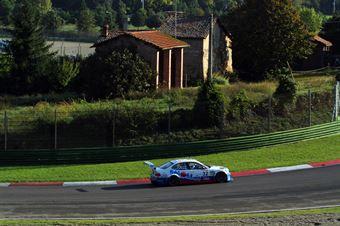 Meloni Tresoldi (W&D RT Sc. S.Marino , BMW M3 E46 #32), TCR ITALY TOURING CAR CHAMPIONSHIP