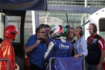 Piero Necchi ( W&D Racing Team Sc. S.Marino, BMW M3 E46 #31), TCR ITALY TOURING CAR CHAMPIONSHIP
