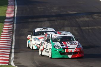 Pasquale Notarnicola (Autostar Motorsport,Renault New Clio E B 24h 2.0 #207) , TCR ITALY TOURING CAR CHAMPIONSHIP