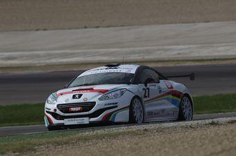 Sabbatini Piria (Corse&Reg Lage, Peugeot RCZ Cup #27), TCR ITALY TOURING CAR CHAMPIONSHIP