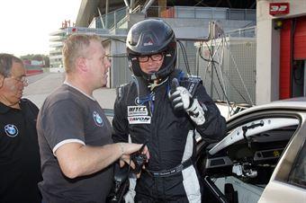 Stfano Valli (Team Zerocinque, BMW M3 E90 #33), TCR ITALY TOURING CAR CHAMPIONSHIP