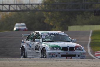Zanin Zanin (Pro.Motorsport, BMW320i B 24h 2.0 #202), TCR ITALY TOURING CAR CHAMPIONSHIP