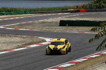 Busnelli Moccia (DTM Motorsport, SEAT Leon Cupra B2.0T #101), TCR ITALY TOURING CAR CHAMPIONSHIP