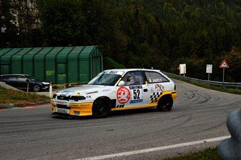 Daniele Amato (Vimotorsport – Opel Astra Kit Car # 52), CAMPIONATO ITALIANO VELOCITÀ MONTAGNA