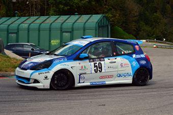 Paolo Bicchieri (Speed Motor – Renault New Clio # 59), CAMPIONATO ITALIANO VELOCITÀ MONTAGNA