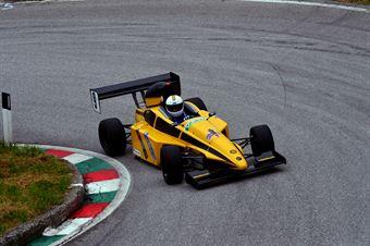 Fabrizio Bizzarri (halley Racing Team – Formula Gloria # 9), CAMPIONATO ITALIANO VELOCITÀ MONTAGNA