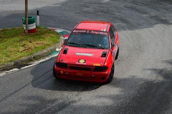 Maurizio Boschi (Vimotorsport – Opel Astra Kit Car # 56), CAMPIONATO ITALIANO VELOCITÀ MONTAGNA