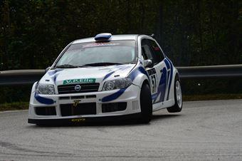 Stefano Bozzettto (Fiat Punto S2000 # 57), CAMPIONATO ITALIANO VELOCITÀ MONTAGNA