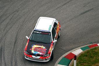 Brik (Vimotorsport – Peugeot 106 rally # 94), CAMPIONATO ITALIANO VELOCITÀ MONTAGNA