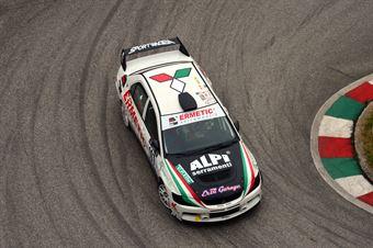 Michele Buiatti (Mitsubishi Lancer Evo # 107), CAMPIONATO ITALIANO VELOCITÀ MONTAGNA