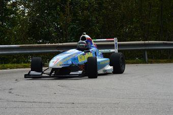 Graziano Buttoletti (CAN Forze di Polizia – Formula Gloria B5 # 8), CAMPIONATO ITALIANO VELOCITÀ MONTAGNA