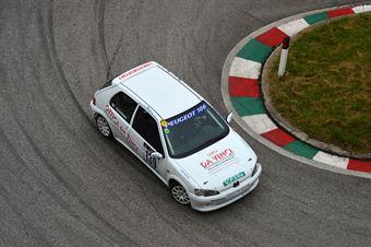 Carlo Colferai (Vimotorsport – Peugeot 106 rally # 139), CAMPIONATO ITALIANO VELOCITÀ MONTAGNA