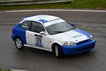 Valerio Consolati (Honda Civic EK4 # 1299, CAMPIONATO ITALIANO VELOCITÀ MONTAGNA