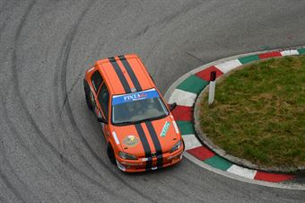 Michele De Biasi (Pintarally Motorsport – Peugeot 106 # 143), CAMPIONATO ITALIANO VELOCITÀ MONTAGNA