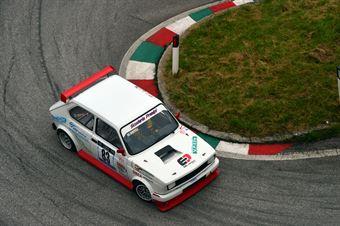 Denis de Bortoli (Prealpi – Fiat 127 # 83), CAMPIONATO ITALIANO VELOCITÀ MONTAGNA