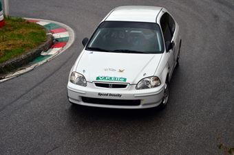 Marco De vecchi (Gorizia Corse – Honda Civic EK4 # 142), CAMPIONATO ITALIANO VELOCITÀ MONTAGNA