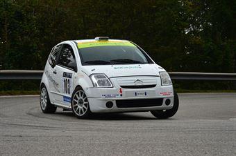 Nicola Dematte (Racing Team Quercia – Citroen C2 # 103), CAMPIONATO ITALIANO VELOCITÀ MONTAGNA