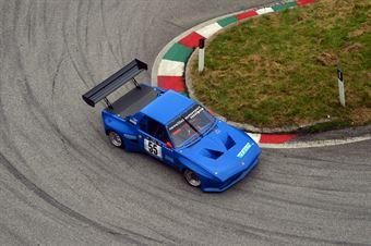 Manuel Dondi (Fiat X/19 # 55), CAMPIONATO ITALIANO VELOCITÀ MONTAGNA