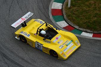 Andrea Drago (Racing for Genova – Erberth R3 # 31), CAMPIONATO ITALIANO VELOCITÀ MONTAGNA