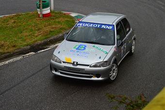 Mattia Faoro (BL Racing – Peugeot 106 Maxi # 105), CAMPIONATO ITALIANO VELOCITÀ MONTAGNA