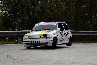 Alberto Fent (Halley Racing Team – Renault # GT Turbo # 49), CAMPIONATO ITALIANO VELOCITÀ MONTAGNA