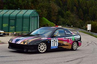 Massimo Fabiane (Honda Integra # 171), CAMPIONATO ITALIANO VELOCITÀ MONTAGNA