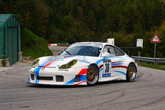 Sebastiano Frijo (Porsche 996 à 36), CAMPIONATO ITALIANO VELOCITÀ MONTAGNA