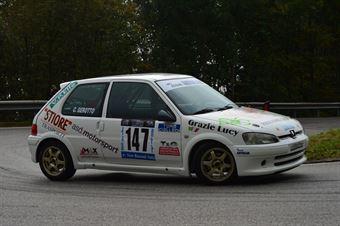 Claudio Serotto (Rally Team – Peugeot 106 # 147), CAMPIONATO ITALIANO VELOCITÀ MONTAGNA