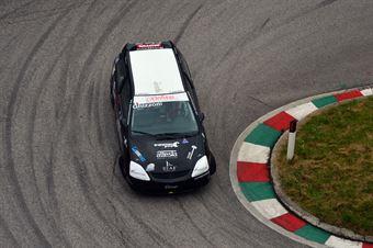 Serafino Ghizzoni (Best Lap – Honda Civic Type R # 85), CAMPIONATO ITALIANO VELOCITÀ MONTAGNA
