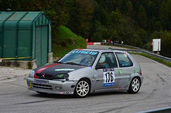 Francesco Iantorno (Citroen Saxo VTS 16V # 176), CAMPIONATO ITALIANO VELOCITÀ MONTAGNA